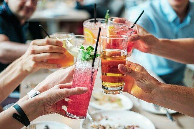 Beste cocktails om te drinken op een europese